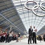 Újra megnyitották az 1948-as londoni olimpia kerékpárcsarnokát