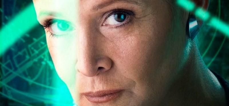 A neten gyűltek össze Star Wars-játékosok, hogy gyászolják Carrie Fishert