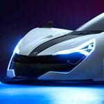 Szuperkönnyű és nagyon gyors elektromos sportkocsi érkezett