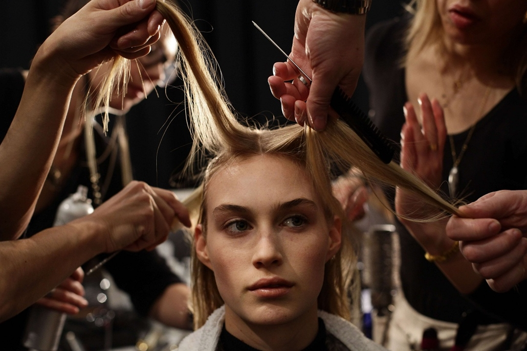 New York, USA - Fashion Week