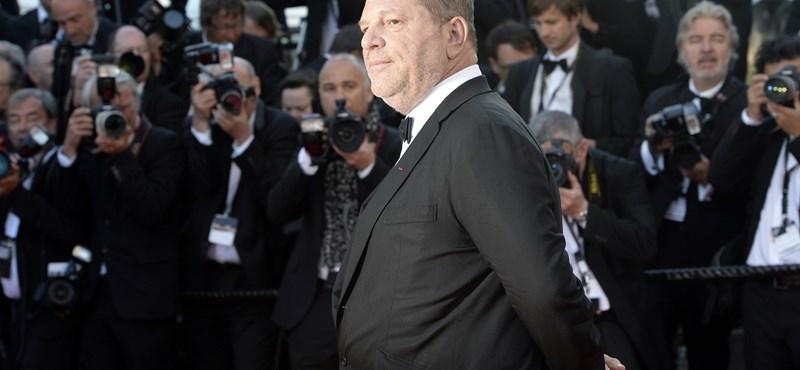 Orális szex miatt indított eljárást a rendőrség Harvey Weinstein ellen