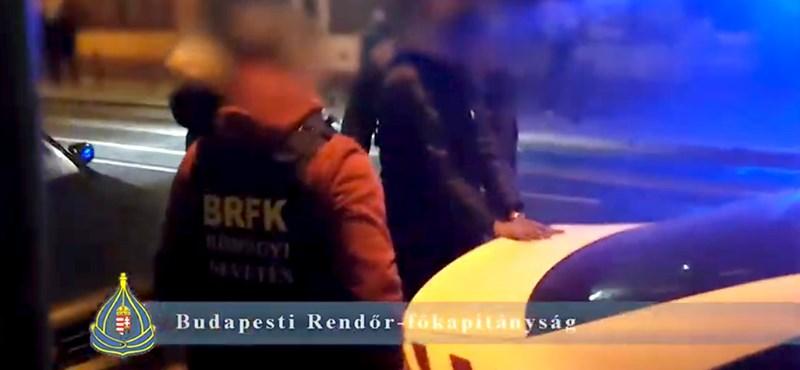Egy szomáliai férfi erőszakolhatott meg egy egyetemistát Budapesten