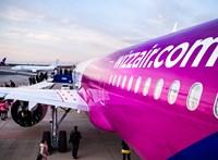 Nem engedi felszállni a Wizz Air a gépét, amelyen egy koronavírusos beteg utazott