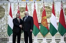 Orbán megint a fehérorosz diktátor mellett lobbizik