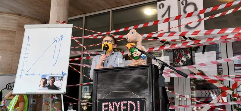 Egyetem az utcán – köztéri nyílt napot tartott a Színművészeti