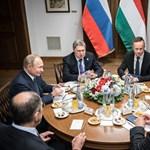 Gigaprojekttel zárult Putyin látogatása