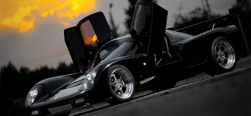 1125 lóerős a román Ferrari