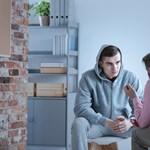 A szülőkről is leválunk - ugyanez a helyzet a terapeutánkkal