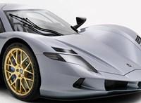 Íme a világ legjobban gyorsuló utcai autója, ami a Teslákat is állva hagyja