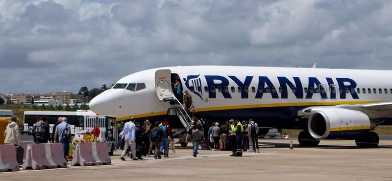 Nagyon rossz évet zár a Ryanair