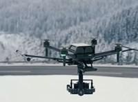 Megmutatta a Sony, milyen lesz az első drónja, az Airpeak