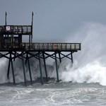 Furcsa vihar közelít Európa felé