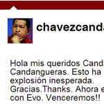 Chávez 200 bértwitterezőt alkalmaz