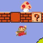 Nagyon nem véletlen, hogy balról jobbra fut Mario