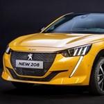 Remekül néz ki az új Peugeot 208, és full elektromos is lesz
