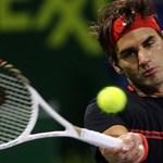 Federer sérülés miatt feladta