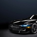 Tüzet köp a Mercedes SLS AMG legbrutálisabb változata – videó