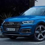 19,6 millió forinttól indul itthon a zöld rendszámos és 367 lóerős új Audi Q5