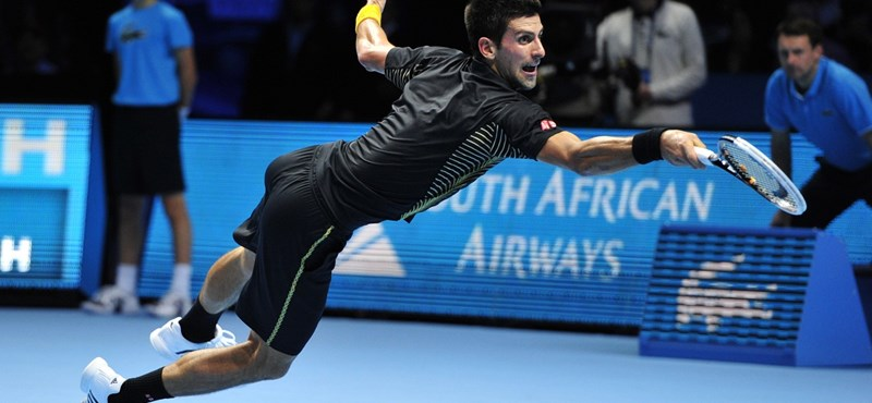 Australian Open - Djokovic nagy küzdelemben jutott a negyeddöntőbe
