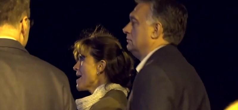 Orbán és felesége is Kasszás Erzsire ropja - itt vannak a mémek