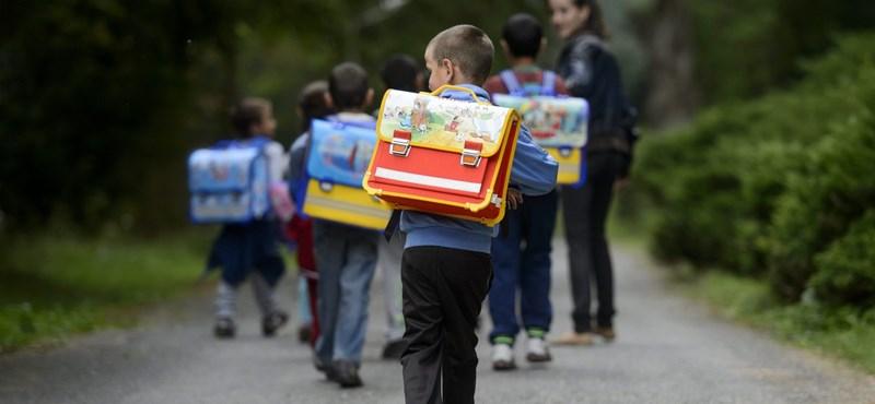 Miért jó, ha a gyerek gyalog jár iskolába?