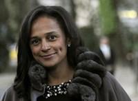 Nyomozás indult Angolában az országot kifosztó elnöklány után