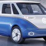 Dobozos autó sosem volt még ennyire menő, itt a VW elektromos újdonsága