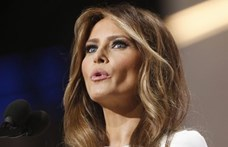 Botránykönyv készült Melania Trumpról