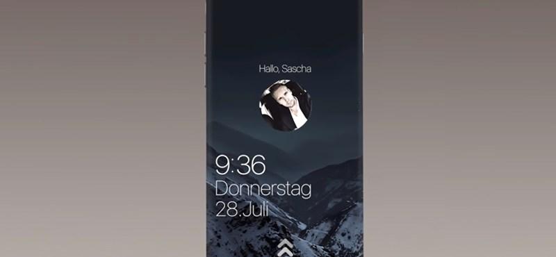 Nem lehetetlen: tényleg ilyen lesz a jövő iPhone-ja? – videó
