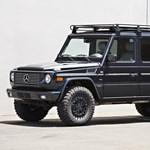 Ritka szép, teljesen átalakított 18 éves Mercedes pickupot árulnak