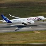Egy hét múlva kapja az első extra széles törzsű Airbus-t a Quatar Airways