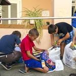 Nagy szükség van Kárpátalján tanszerekre, egy segélyszállítmány már érkezett - fotók