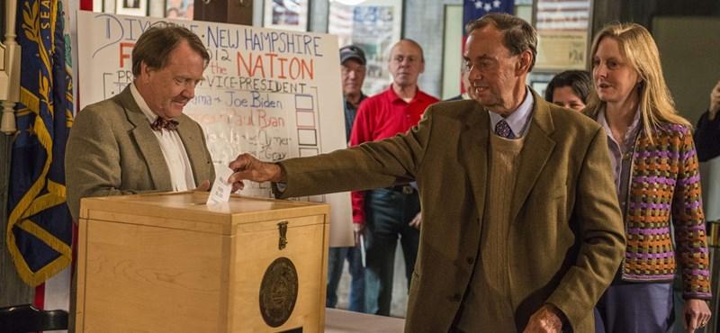 Megkezdődött: két amerikai faluban már szavaztak