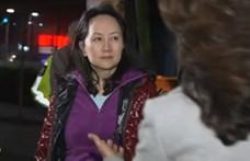 A letartóztatott Huawei-vezér kiadatását fogja kérni az USA