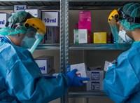 Németországban tömeges teszttel akarják kideríteni, ki esett át a fertőzésen