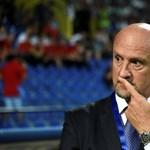 Rossi: Jobbak voltak a bolgárok, nekünk szerencsénk volt