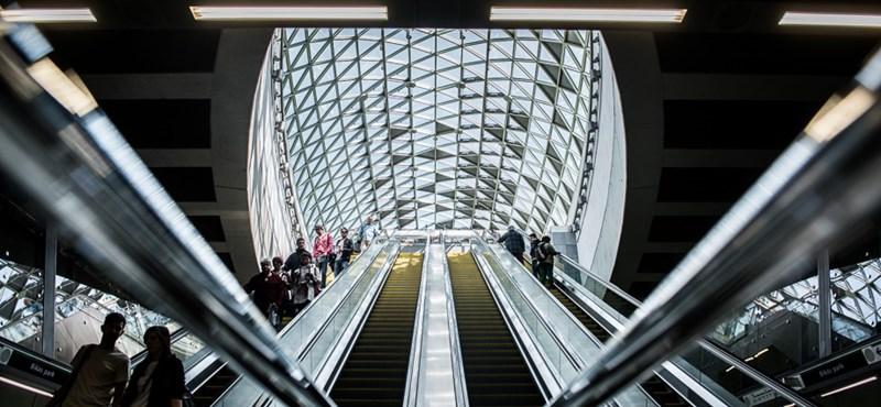 Többet lophattak a 4-es metrónál, mint amit visszafizettethet az EU