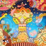 Galéria: álmaikat festették meg az igazgyöngyös gyerekek