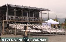 4 ezer vendéget várnak a hétfőn kezdődő budapesti úszó Eb-re