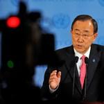 Menekültek: rendkívül tanácskozást hívott össze az ENSZ-főtitkár
