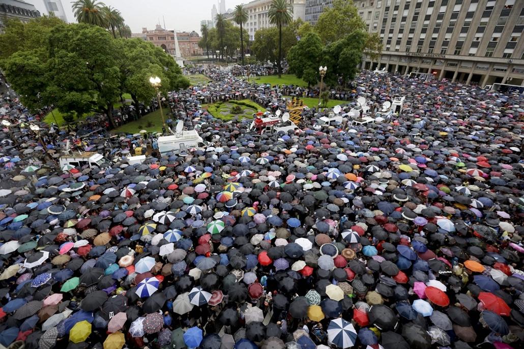 AP_! márc.5-ig_! - 15.02.19. - Megemlékezés Nisman ügyészről Buenos Airesben - 7képei