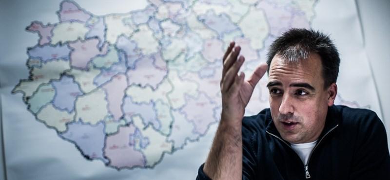 """Török Gábor: """"Ez a választás már biztosan az Orbán–Simicska-harcról szól"""""""