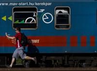 Egy síncsere után 120-ig gyorsulhatnak a vonatok a ceglédi vonal egyik szakaszán