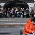 Vége a svéd modellnek: nyolc főig engedélyezik a gyülekezést