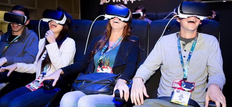 Sosem látott képernyő: ha ez beválik, óriási változás jöhet a virtuális valóságban