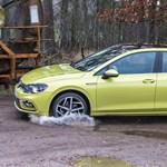 Csak jövőre jön a problémák sújtotta új VW Golf