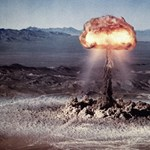 A hotel tetejéről nézték az atombombák robbanását