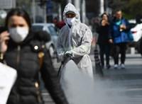 Romániában egy nap alatt 16-an haltak meg a járványban