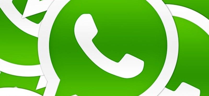 Mehet a 4691 milliárd forintos menet: a Facebooké lehet a WhatsApp