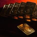 Csúcsot döntött az aranyár